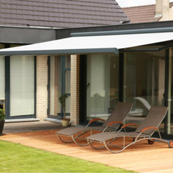 Folding Arm Awnings - Eurola