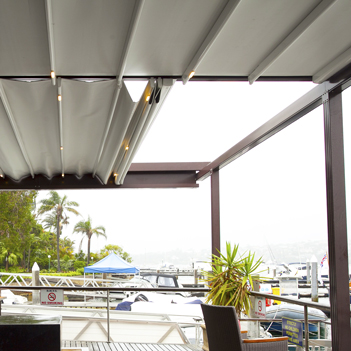 Retractable Roof Systems Eurola Australia