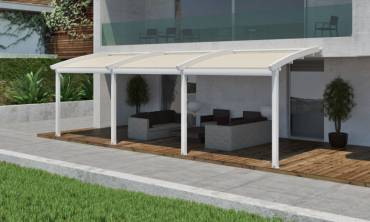 Complete Privacy and Protection with Retractable Awnings
