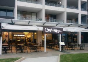 Guylian Chocolate Cafe, Newcastle