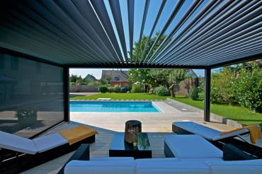 Improve Your Outdoor Space with Retractable Roofs for Patios