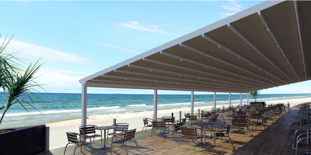 Retractable Roof Amp Awning Systems Eurola Australia