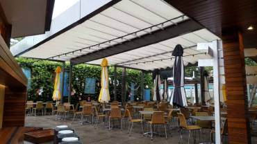 The Retractable Roof Systems Are Business Friendly!