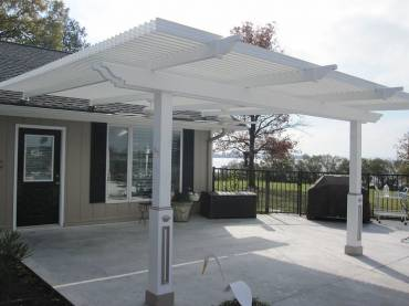 How Louvered Roof with Weather Sensors Effortlessly Protect Your Home