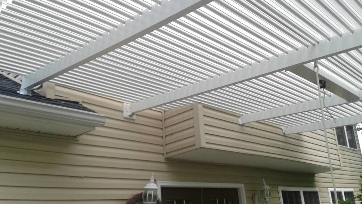 Why Hire Experts to Get Your Louvered Pergola Installed?