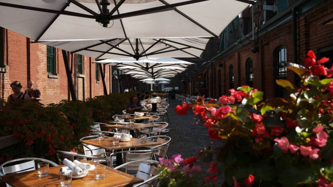 Consider the Factors While Choosing Awnings for Your Restaurant