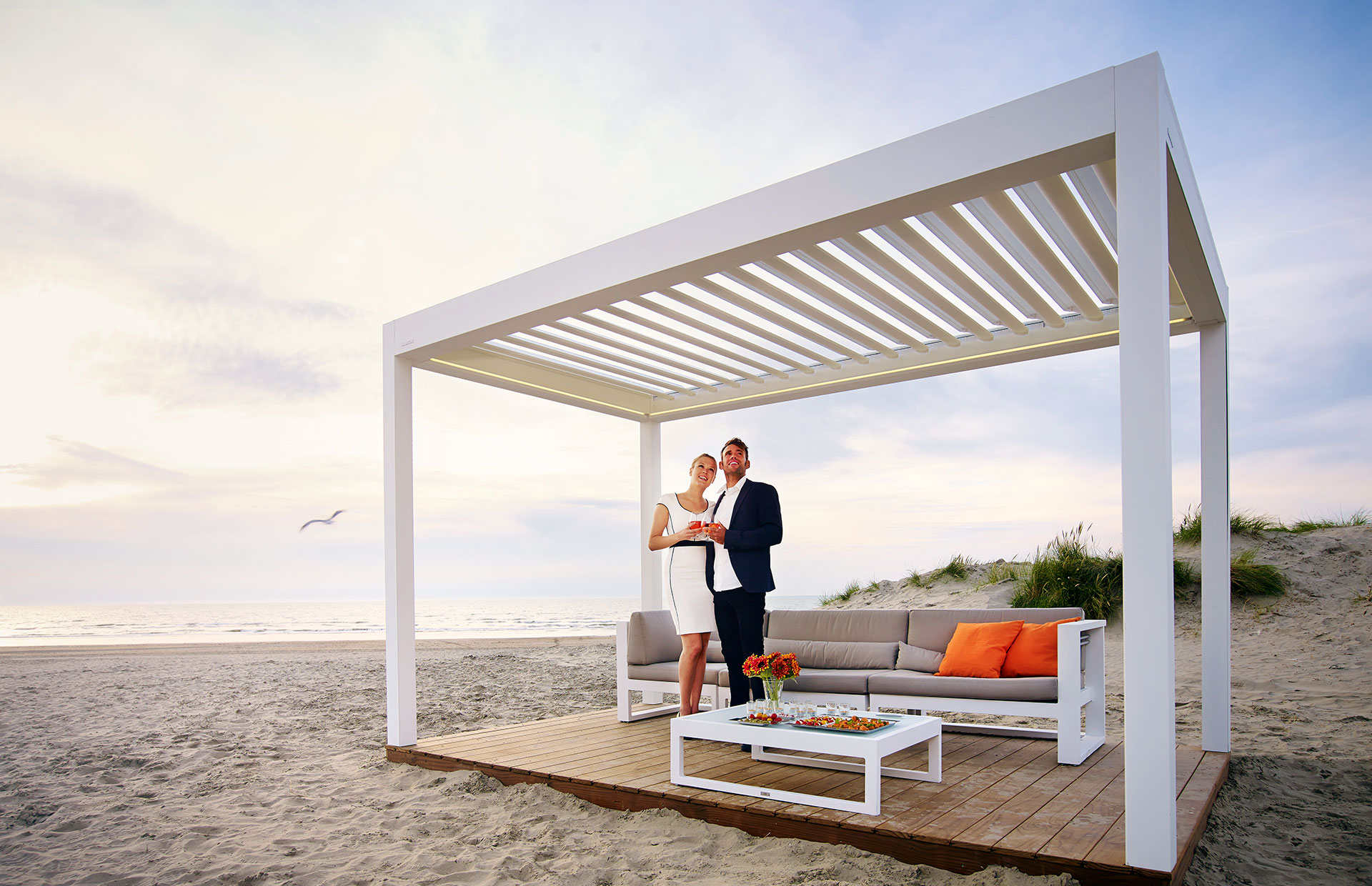 Retractable Roof Amp Awnings Systems Eurola Australia